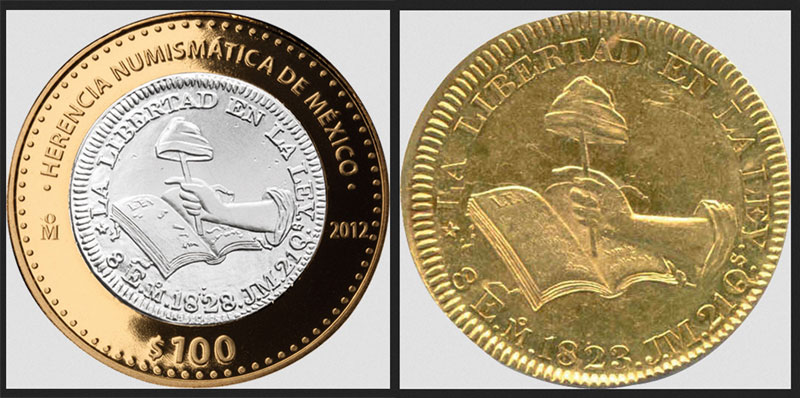 mexican peso coins value Quotes