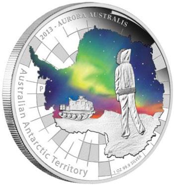 2013 Australian Antarctic Series Aurora Australis