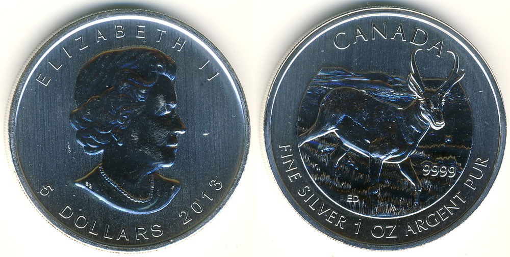 2013 Silver Bullion Coins From - 149.1KB