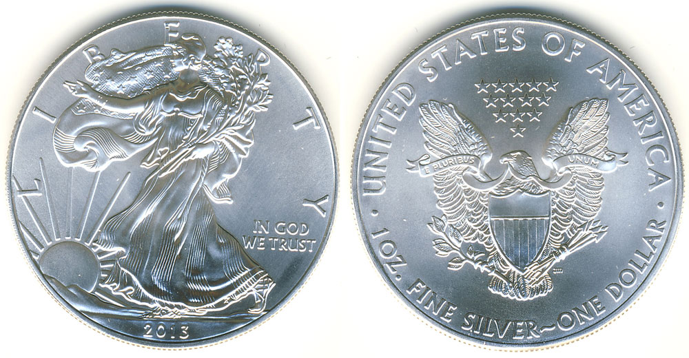 2013 Silver Bullion Coins From - 160.0KB