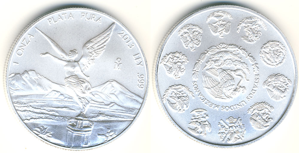 2013 Silver Bullion Coins From - 142.2KB