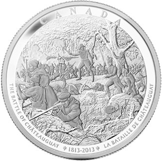 War of 1812 coins