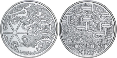 Multiculturalism Silver Coin