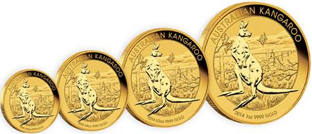 2014 Gold Kanaroo