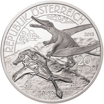 Jura Life in the Air Silver Coin