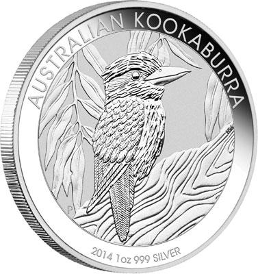 2014 Silver Kookaburra
