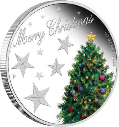 2013 Christmas Coin