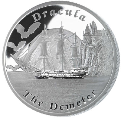 The Demeter Silver Coin