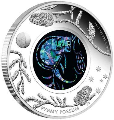 Pygmy Possum Opal Series Coin