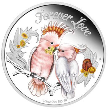 2014 Forever Love Coin