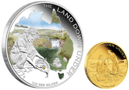 2014 Land Down Under Coins