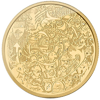 Tim Barnard Gold Coin