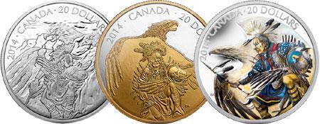 Nanaboozho Coin Series