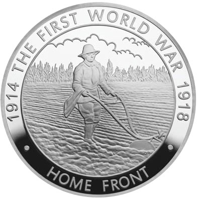2014 Home Front Coin