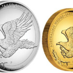 wedge tailed eagle coins