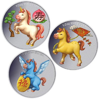 Chinese Astrological Series 2014 Year of the Horse