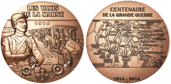 Commemorative of the Great War Medal