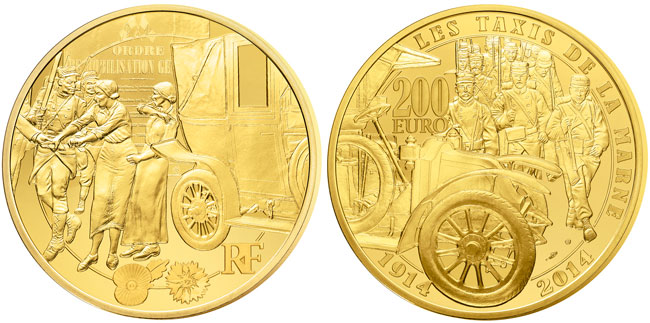 2014 Great War Centenary Gold Coin