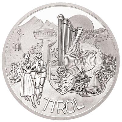 Austria Tyrol Silver Coin