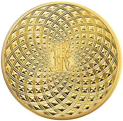 2014 Baccarat Gold Coin