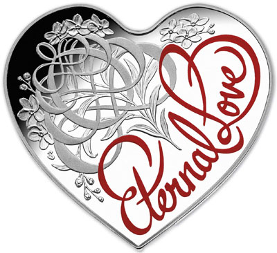 2015 Eternal Love Coin