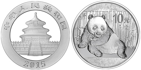 2015 Silver Panda