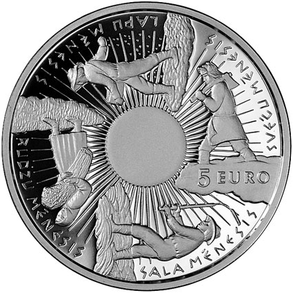 2014 Coin of the Seasons Silver coin