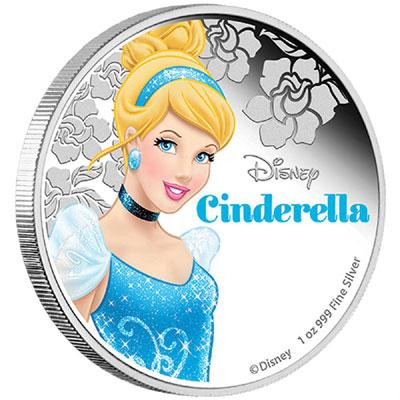 Cinderella Silver Coin