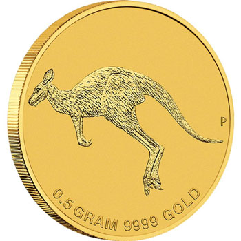 2015 Mini Roo Gold Coin