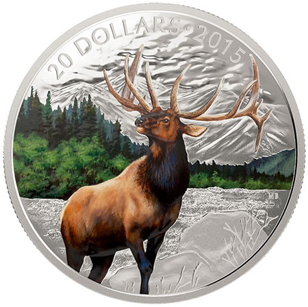 Royal Canadian Mint June 2015 New Product Releases World