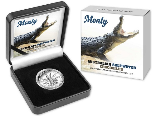 210442_M_packaging of the 2016 Five Dollar High Relief Silver Proof SMALL