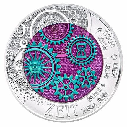 Niobium - Time reSMALL