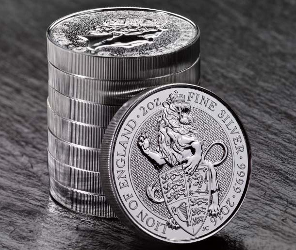 Queens-Beasts-Lion-2oz-Silver-StackSMALL