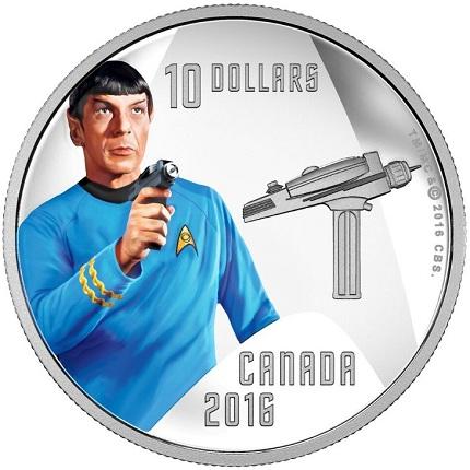 canada 2016 star trek $10 spockSMALL