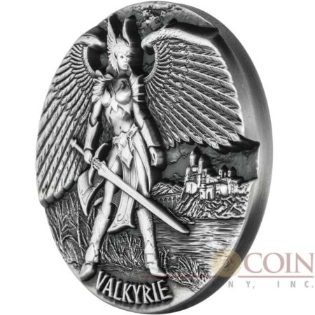 tokelau-valkyrie-mythical-series-legends-of-asgard-silver-coin-10-antique-finish-2016-max-relief-minting-3-oz_first_coin_company_reverse2-900x900