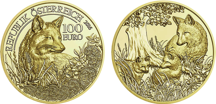(Photo courtesy of the Austrian Mint)