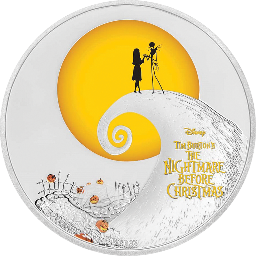 The Nightmare Before Christmas Logo That are Modest   Wade ...
